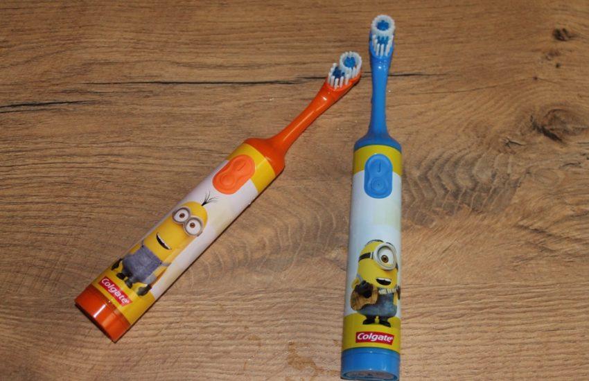 tandenborstel voor kinderen