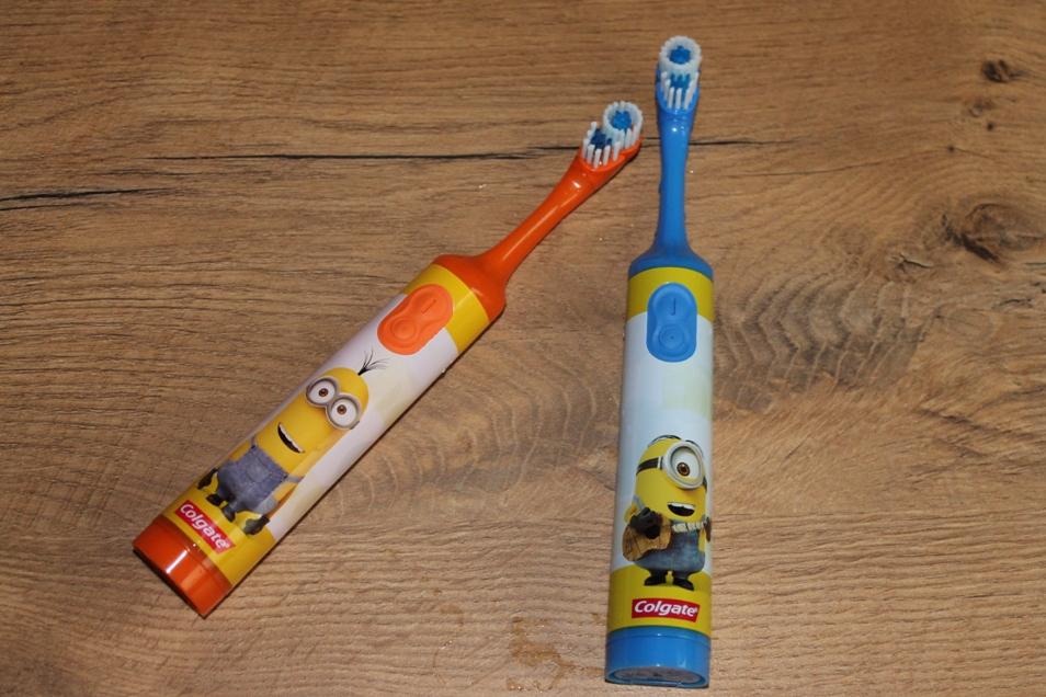 kind elektrisch tandenpoetsen
