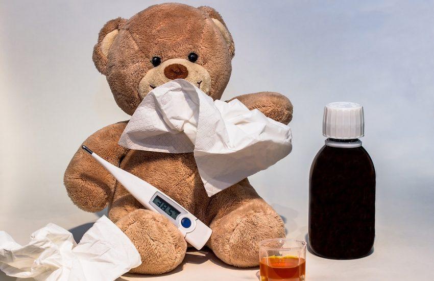hand, voet en mondziekte