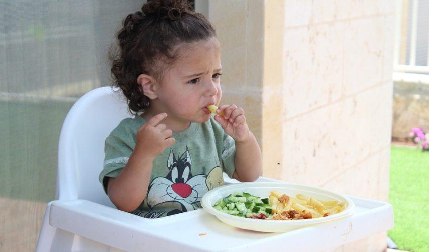 moeilijke eter