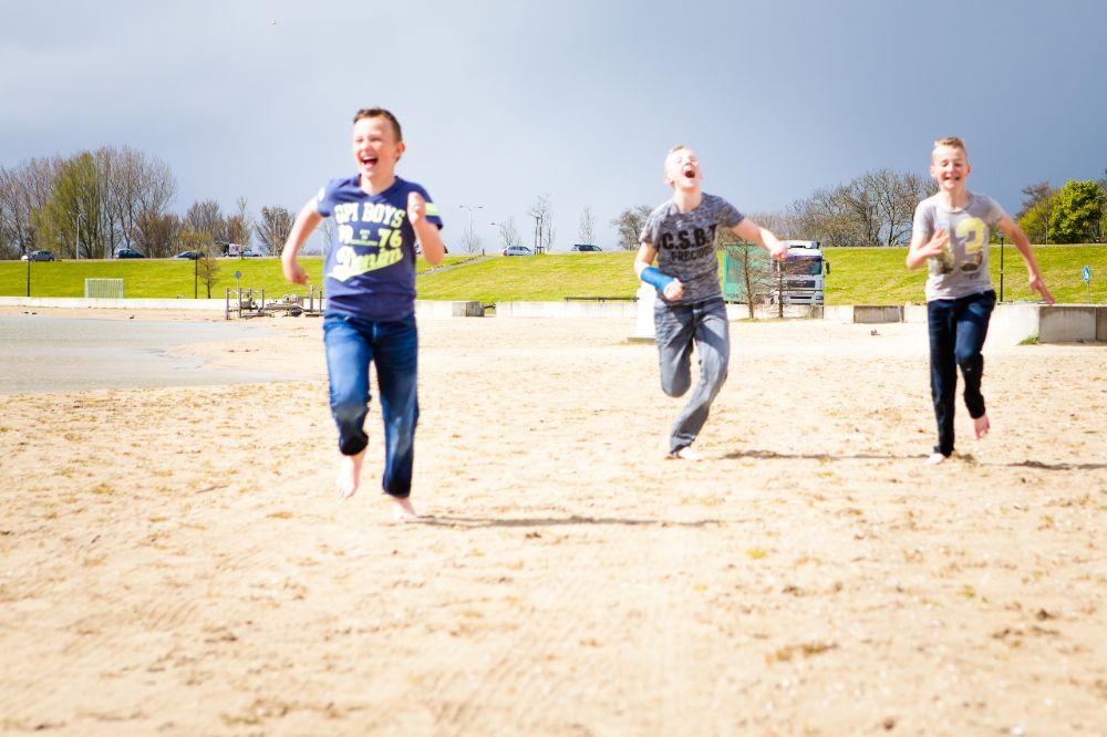 Tieners en gamen - buitenspelen