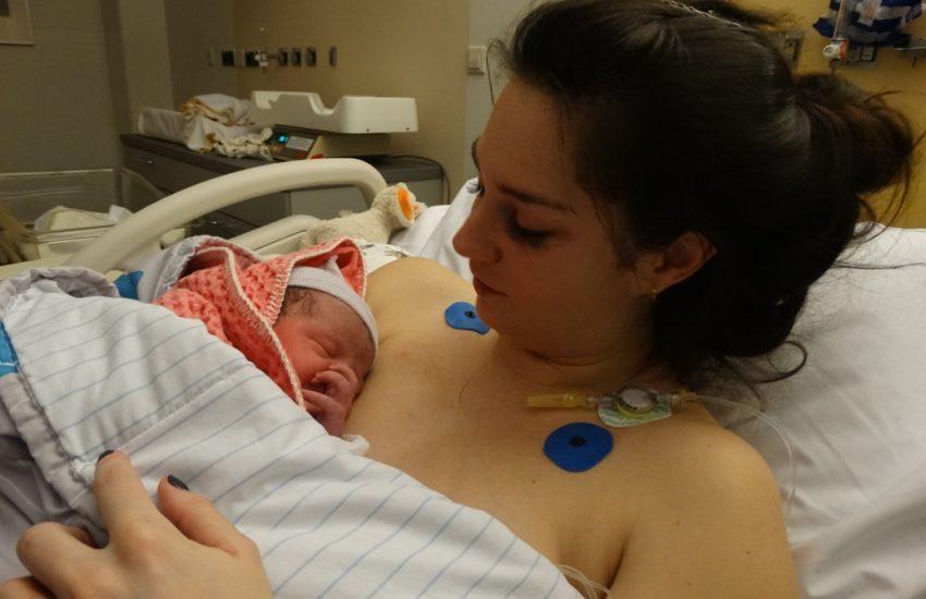 tweede bevalling