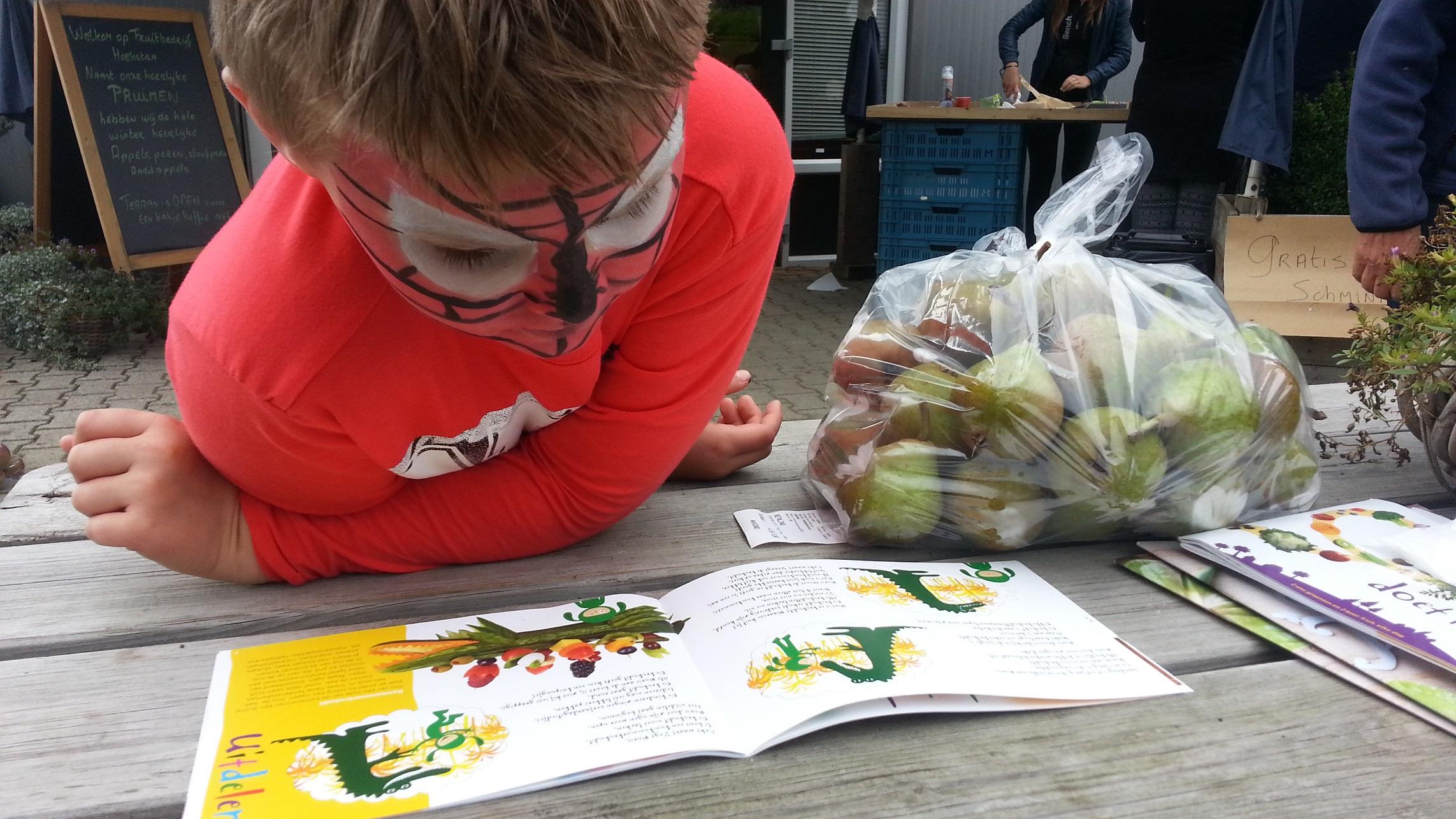 landelijke fruitplukdagen