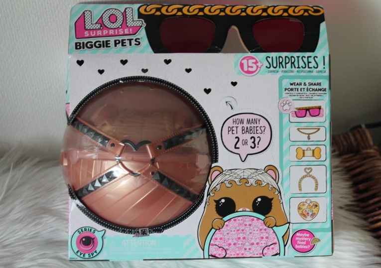 L.O.L Surprise Biggie Pets