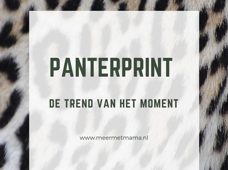 panterprint kleding