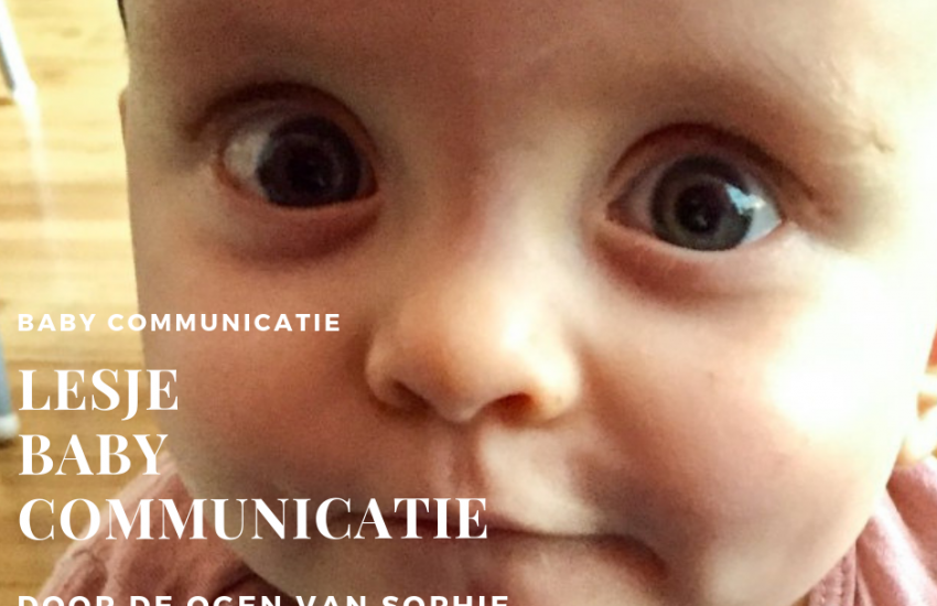 baby communicatie