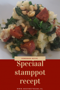 speciaal stamppot gerecht