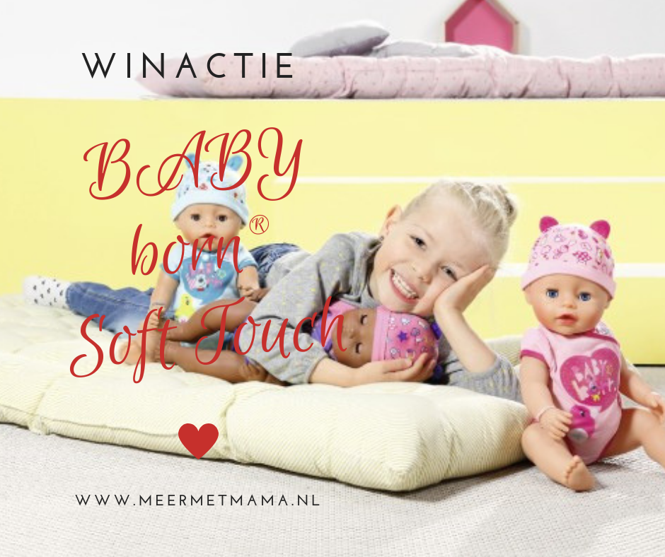 BABY born® Soft Touch