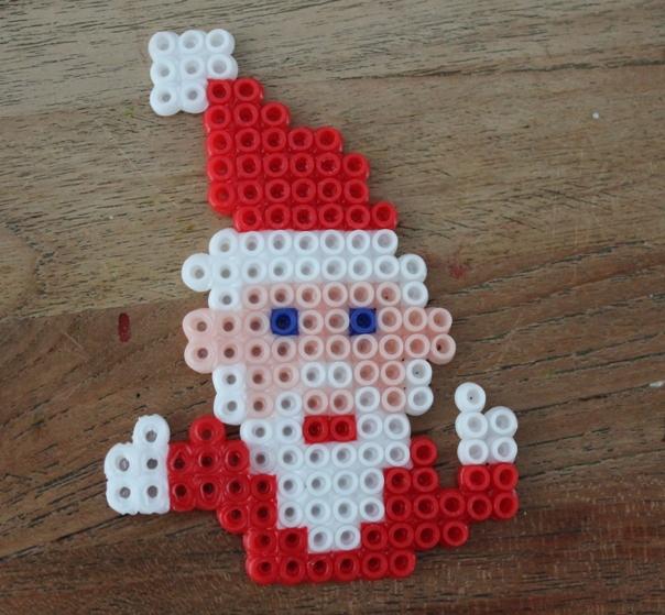 kerst strijkkralen patroontjes