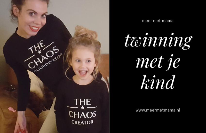 twinning met je kind