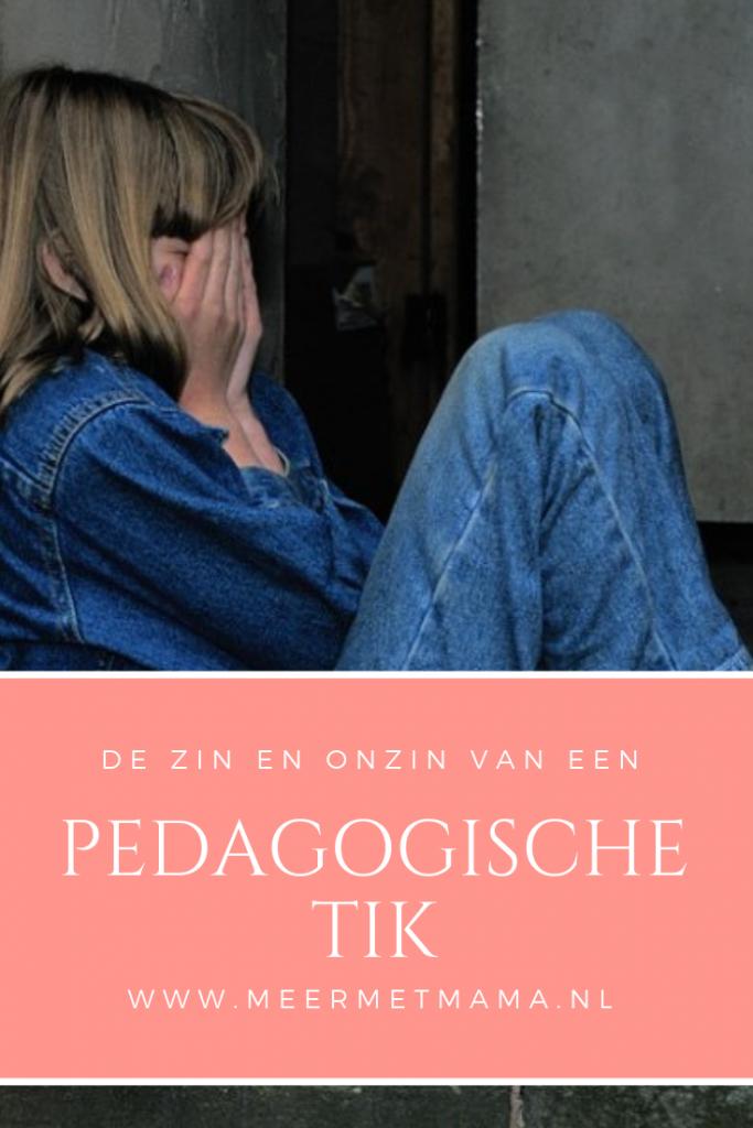 pedagogische tik