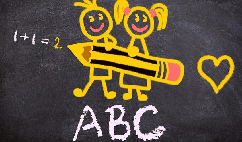 eerste schooljaar van je kind