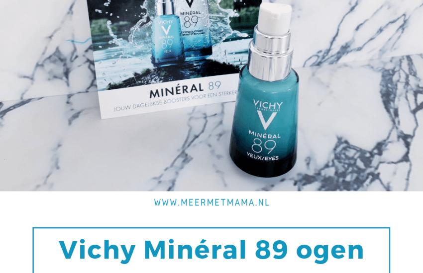Vichy Minéral 89 ogen