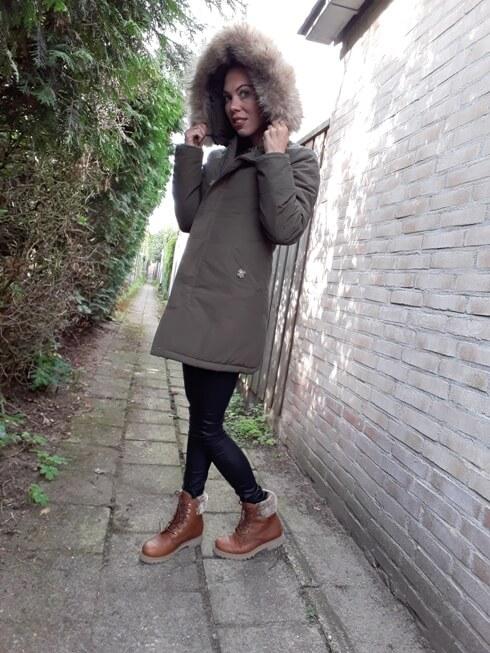 nieuwe winterjas