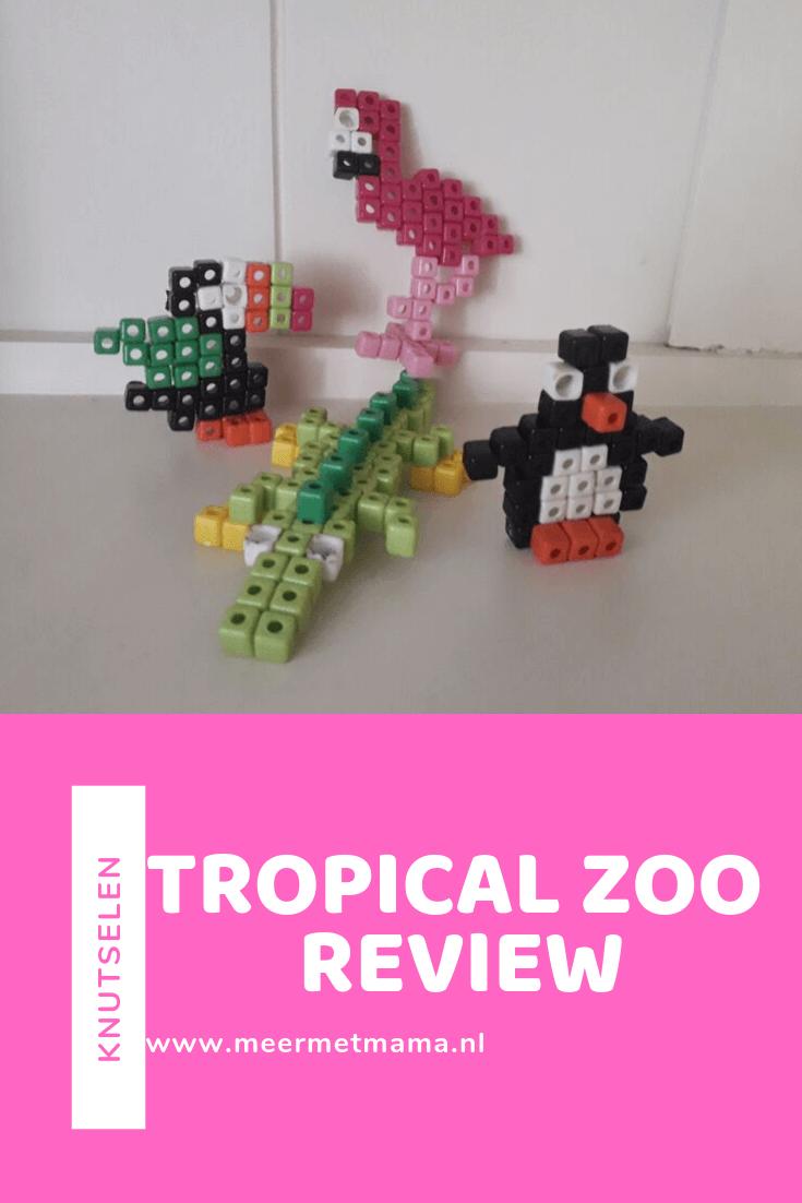 Tropical Zoo knutselset