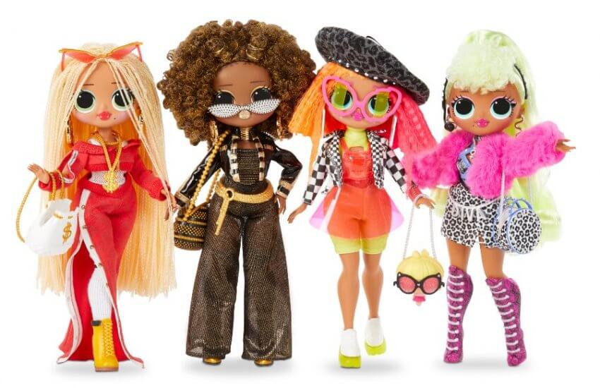 L.O.L Surprise O.M.G Fashion dolls