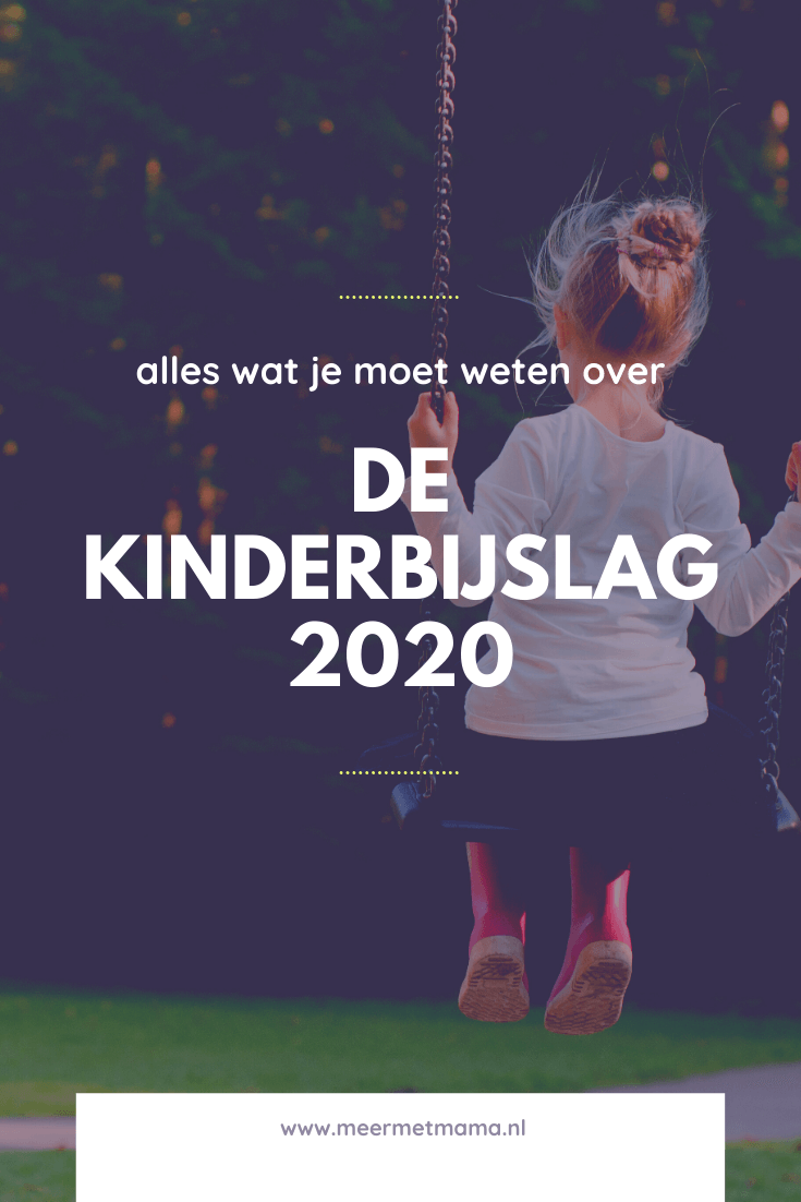 kinderbijslag 2020